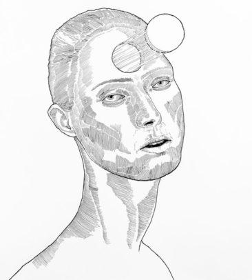 Ghost-Eye - Strifftease - Peter Striffolino