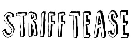 Strifftease – Peter Striffolino Art